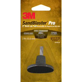 3M SandBlaster Pro 2&#034; Drill Mounted Sanding Disc Holder
