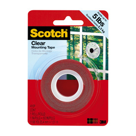 Upc 051141369884 Scotch 1 In X 5 Ft Two Sided Tape