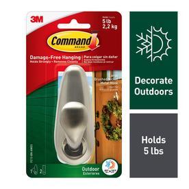 Command Metal Adhesive Hook