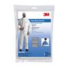 3M 2XL/3XL Polypropylene Paint Protective Coveralls