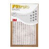 Filtrete Basic Pleated Pleated Air Filter (Common: 12-in x 12-in x 1-in; Actual: 11.7-in x 11.7-in x 0.8125-in)