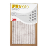 Filtrete Basic Pleated Pleated Air Filter (Common: 17-in x 17-in x 1-in; Actual: 16.875-in x 16.875-in x 0.8125-in)