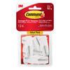 Command 7-Pack Plastic and Metal Adhesive Hooks
