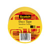 Scotch 1.88-in x 60-ft Yellow Duct Tape