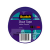 Scotch 1.88-in x 60-ft Purple Duct Tape