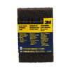 3M 2-Pack 3-3/4-in W x 6-in L Non-Woven Pad Sandpaper