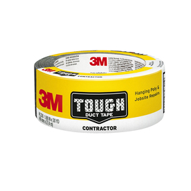 3M 1.88-in x 90-ft Grey Duct Tape