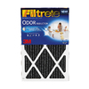 Filtrete Odor Reduction 20-in x 20-in x 1-in Electrostatic Pleated Air Filter