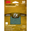 3M 4-Pack 60-Grit 4-1/2-in W x 5-1/2-in L Sandpaper