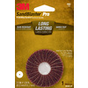 3M 2.5-in W x 1.25-in L Commercial Sandblaster Pro Small-Area Combi-Wheels Sandpaper