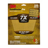 3M 220-Grit 9-in W x 11-in L Sandpaper