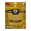 3M 4-Pack 180-Grit 9-in W x 11-in L Sandpaper Sheets