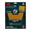 3M 4-Pack 9-in W x 11-in L 60-Grit Commercial Sandpaper Sheets