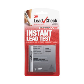 3M 3M(Tm) Leadcheck(Tm) Swabs Lc-2Sdc, 2-Pack