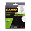 Scotch 0.75-in x 180-in White Roll Fastener