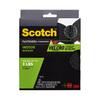 Scotch 0.75-in x 180-in Black Roll Fastener