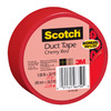 Scotch 1.88-in x 75-ft Red Duct Tape