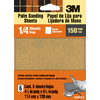 3M 6-Pack 4.5-in W x 5.5-in L 150-Grit Commercial Sandpaper Sheets