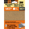 3M 6-Pack 100-Grit 4-1/2-in W x 5-1/2-in L Sheet Sandpaper