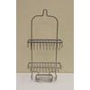 Better Bath 23-in H Over The Showerhead Steel Hanging Shower Caddy