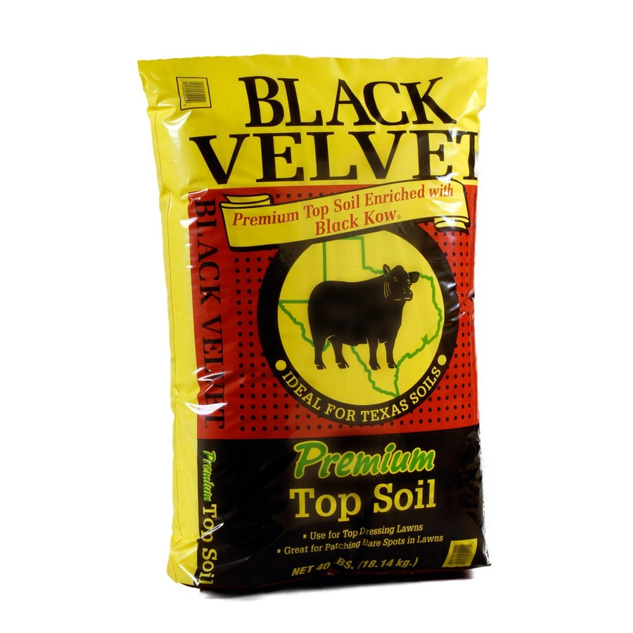 Black kow 40 lb organic top soil on popscreen for Organic top soil