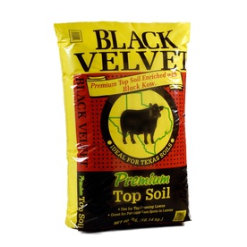 Black Kow 40 lbs Top Soil