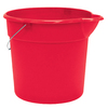 United Solutions 12-Quart Plastic Paint Bucket