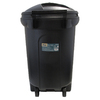 United Solutions 32-Gallon Outdoor Garbage Can