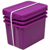United Solutions 3-Pack 1-Gallon Mini Tote with Lid