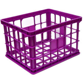 United Solutions Plastic Milk Crate