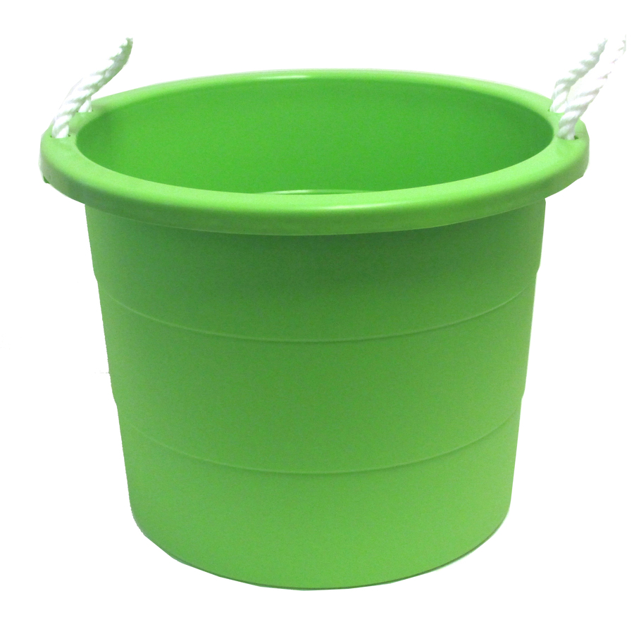Shop United Solutions 10 Gallon Rope Tub With Sold Separately Lid At