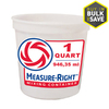 United Solutions Quart Plastic Paint Bucket