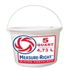 United Solutions 5-Quart Plastic Paint Bucket