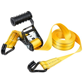 Secure Tite 2-Pack 1.5-in x 14-ft Ratcheting Tie Downs