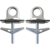 Secure Tite 2-Pack Chrome Stake Pocket Anchors