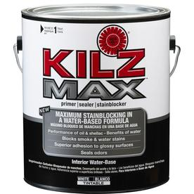KILZ Kilz Max Interior Latex Primer (Actual Net Contents: 128-fl oz)