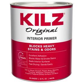 KILZ 1-Quart Interior Oil Primer