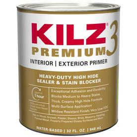KILZ Quart Interior Latex Primer