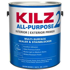 KILZ Gallon Interior Latex Primer