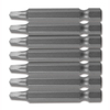 Kobalt 7-Pack 2-in Assorted Square Screwdriver Bits
