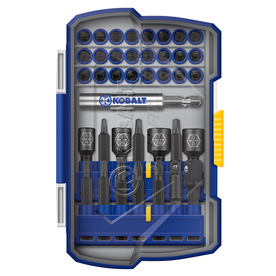 Kobalt 39-Piece Black Oxide Driving Set