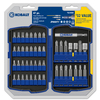 Kobalt 47-Piece Screwdriving Bit Set