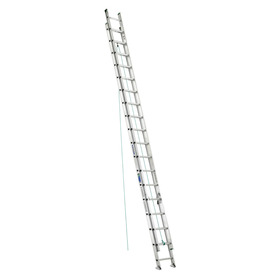 Werner 36-ft Aluminum 225-lb Type II Extension Ladder