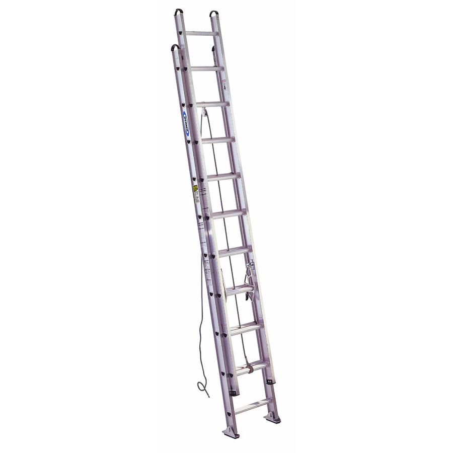 Werner 20 extension ladder