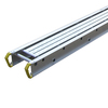 Werner 16-ft x 5-1/16-in x 14-1/16-in Aluminum Work Platform