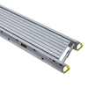 Werner 20-ft x 5-in x 24-in Aluminum Scaffold Stage