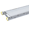 Werner 28-ft x 6-in x 28-in Aluminum Scaffold Stage