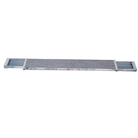 Werner 10-ft x 2-3/8-in x 26-in Aluminum Work Platform