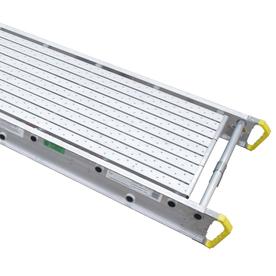 Werner 8-ft x 3-15/16-in x 27-15/16-in Aluminum Work Platform