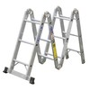 Werner 12-ft Aluminum Multi-Position Ladder